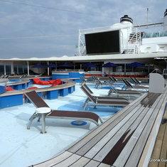 Aft Pool - Deck 8