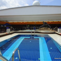 Lido Pool Mid Ship - Dome