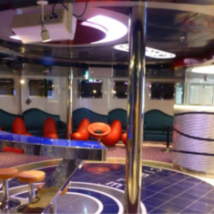 Circle C on Carnival Sunshine