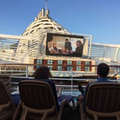 Sea Screen on Azura