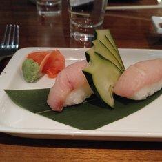 Bamboo Asian Restaurant on Norwegian Dawn