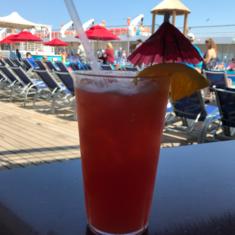 Redfrog Rum Bar on Carnival Ecstasy