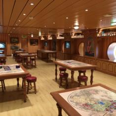 Disney''s Oceaneer Lab on Disney Wonder