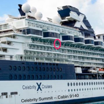 Celebrity Concierge Class on Celebrity Summit
