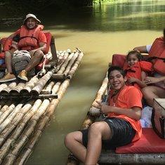 martha brae river rafting