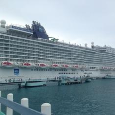 Ocho Rios, Jamaica - Docked in Jamaica