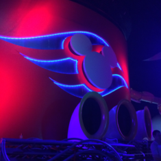 Goofy''s Family Pool on Disney Magic