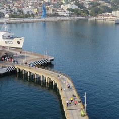 Manzanillo, Mexico - Pier