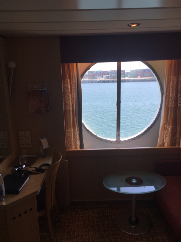 Oceanview Stateroom Cabin Category S6 Celebrity Infinity