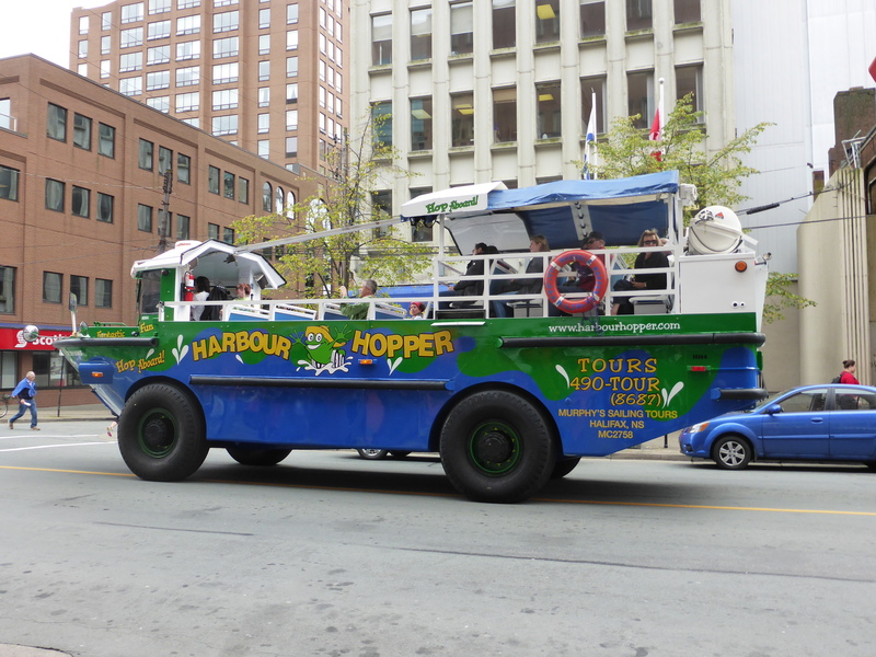 Duck Tour - Celebrity Summit