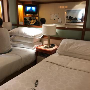 Premium Balcony Stateroom on Coral Princess