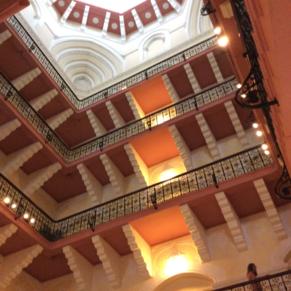 Mumbai, India:  Taj Mahal Hotel (April 2016)