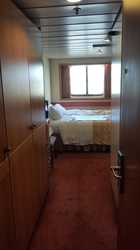 Carnival Fantasy cabin E245