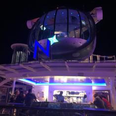 North Star Bar on Anthem of the Seas
