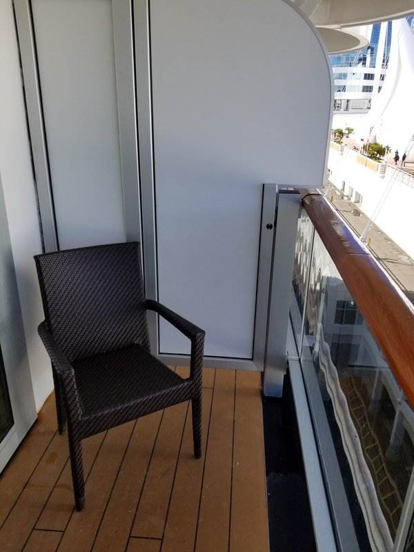 Verandah Spa Stateroom Cabin Category Qv Eurodam