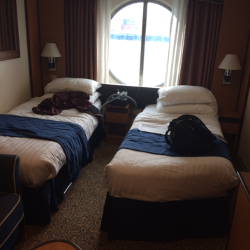 Large Oceanview Stateroom on Serenade of the Seas