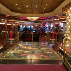 Casino Royale on Mariner of the Seas