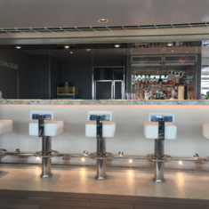 Panorama Bar on Koningsdam