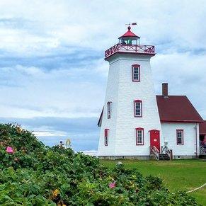Woods Island Lighthouse, Prince Edward Island