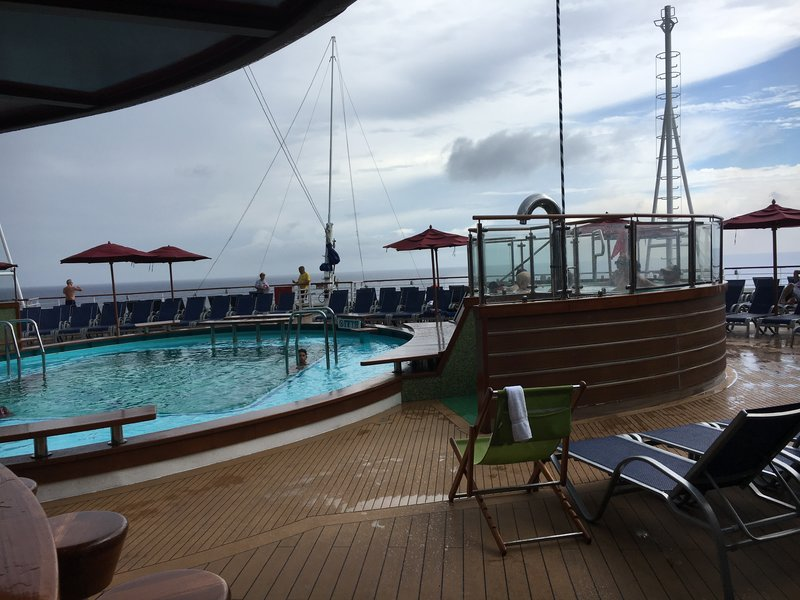 Photo Of Carnival Vista Cruise On Oct 07, 2017