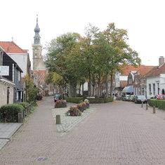 A beautiful village