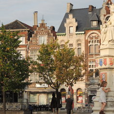 Walking tour of Ghent