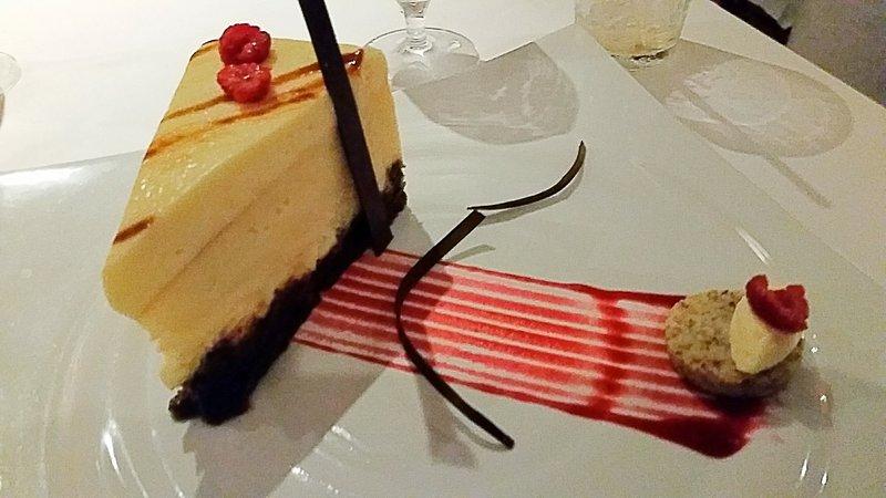 Cheesecake - Carnival Valor