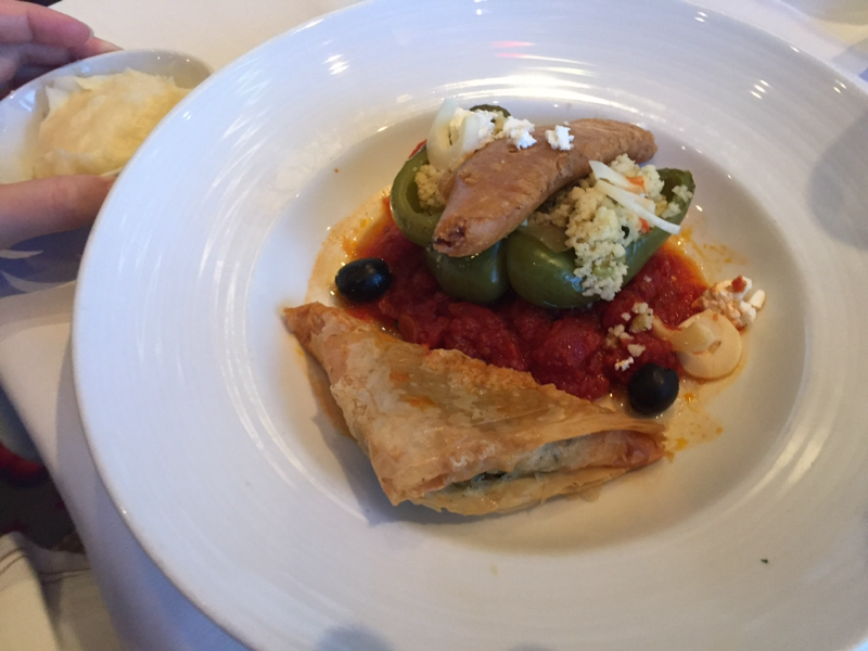 Stuffed bell pepper - Carnival Glory