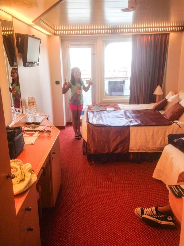 Balcony stateroom cabin category 8b carnival magic for All balcony cruise ship