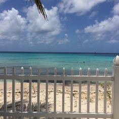 Grand Turk!  This was a our favorite port!