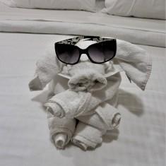 Towel Ellephant