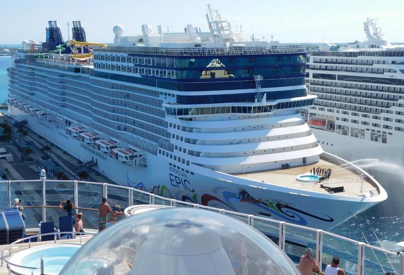 Photo Of Norwegian Escape Cruise On Nov 12 2016 The