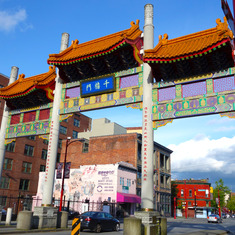China Town, Vancouver, B.C.