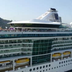 Barcelona, Spain - Brilliance of the Seas