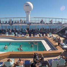 NCL Sun pool