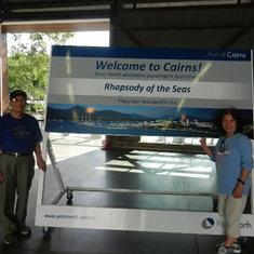 Happy Cairns return