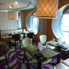 Celebrity Infinity - Bistro on Five