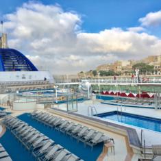 Riviera Pool on Oceana