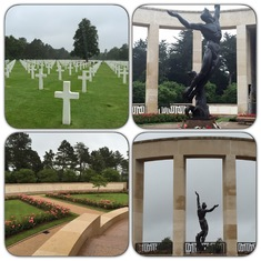 Normandy - American Cemetary