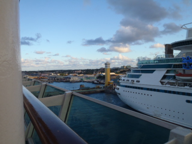 Nassau - Empress of the Seas