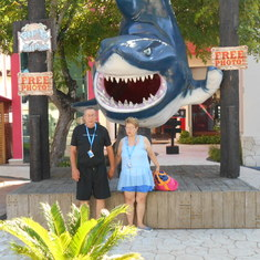 Cozumel, Mexico - Don't Look Now...