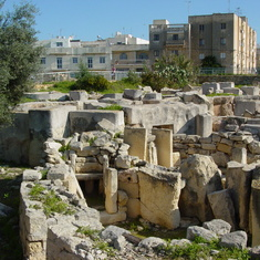 neolithic ruins in Malta