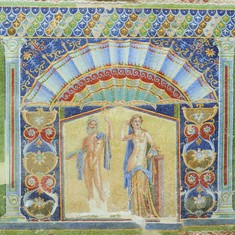 Herculaneum Mosaics