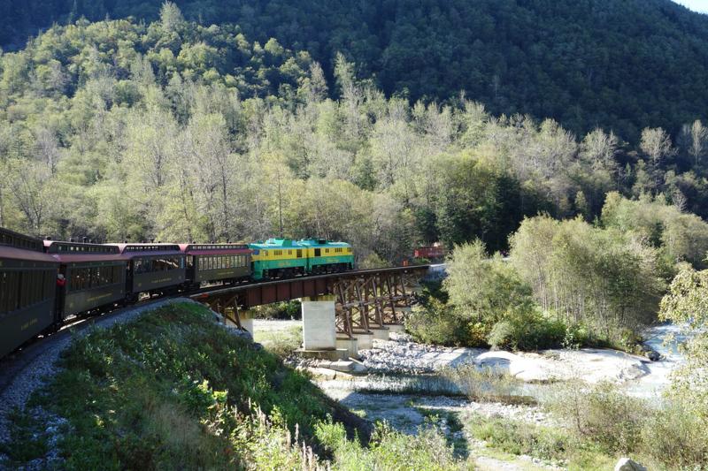 White Pass Railway in Skagway - Celebrity Solstice