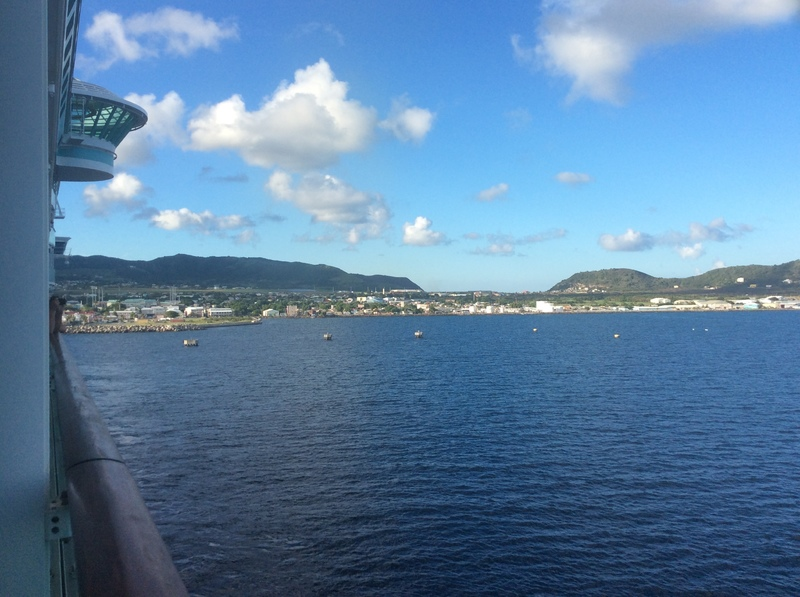 St kitts - Independence of the Seas