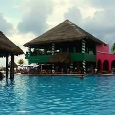 Dolphin Cove, Costa Maya