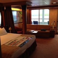 Cabin U76