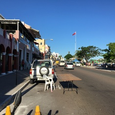 Front St. Hamilton, Bermuda