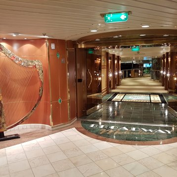 Large Oceanview Stateroom on Rhapsody of the Seas