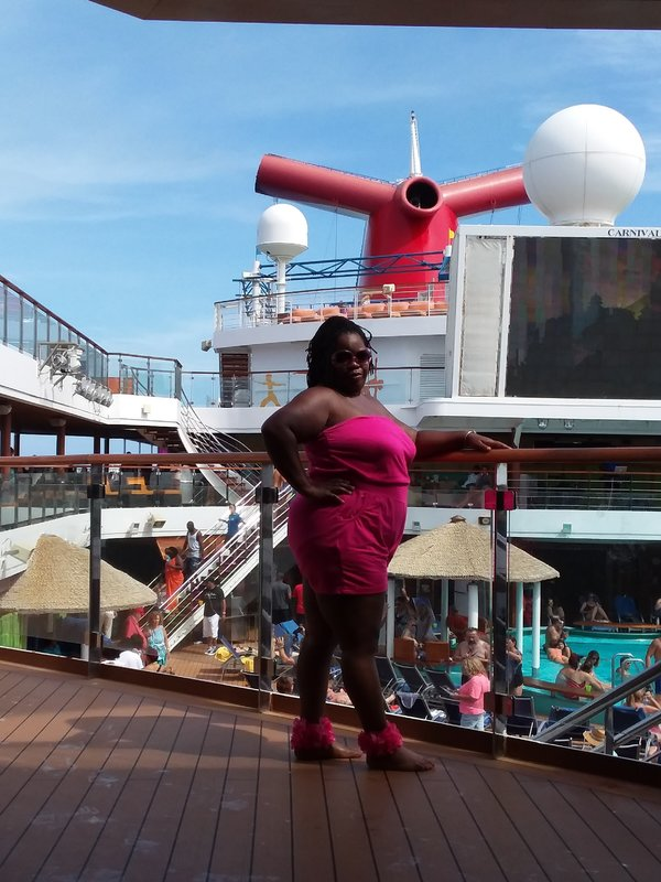 Carnival Magic, Entertainment, SeasideTheater